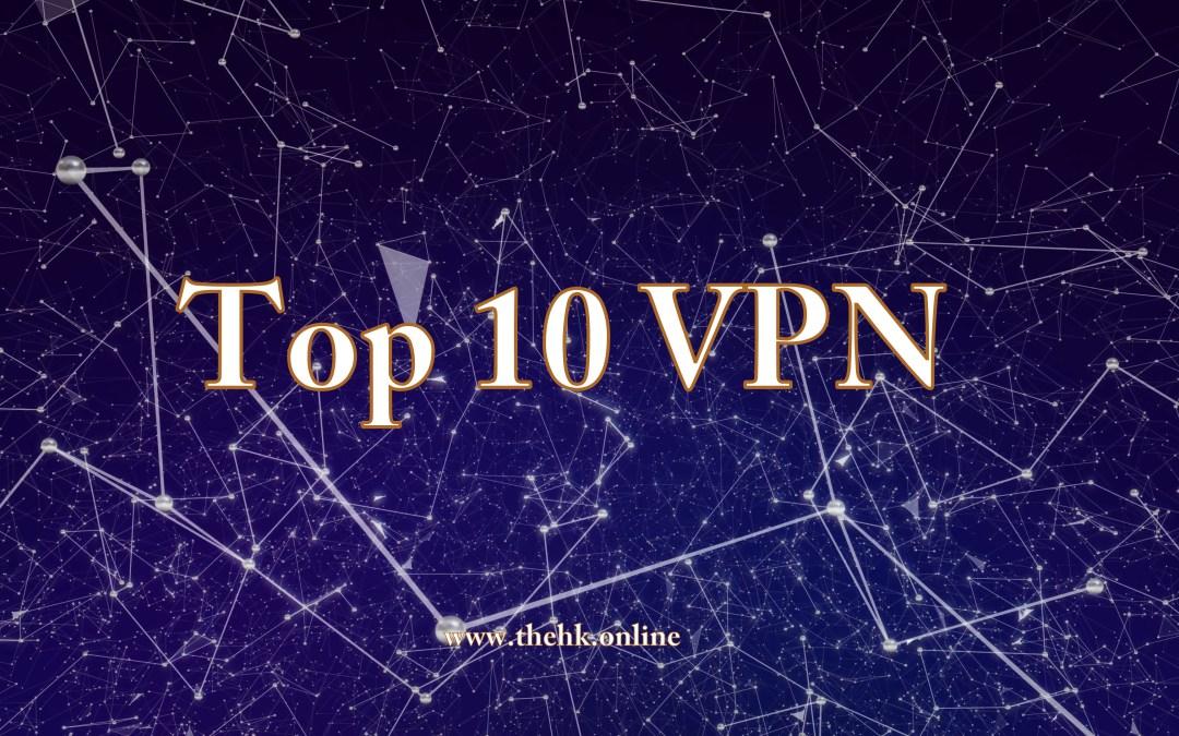 Top 10 VPN Services | Pros & Cons