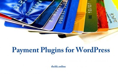 Five Best Payment Plugins for WordPress