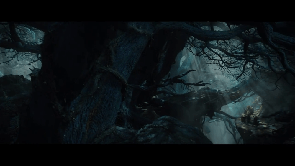 Screenshots from the Teaser Trailer of The Desolation of Smaug (5/6)