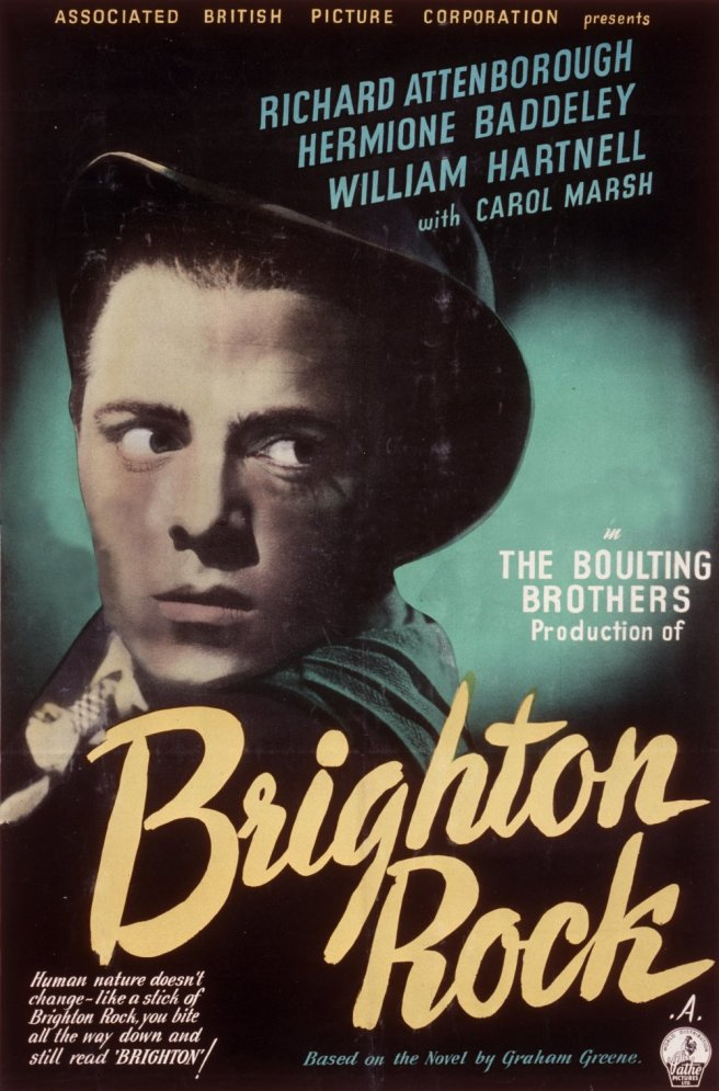 Brighton Rock poster -1947