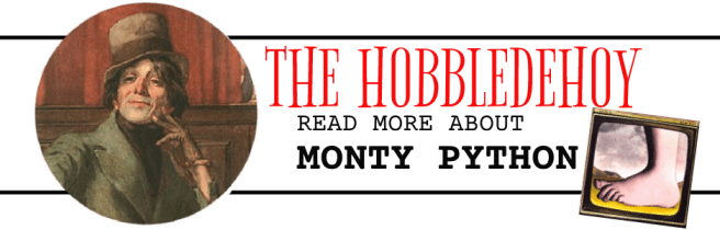 More about Monty Python