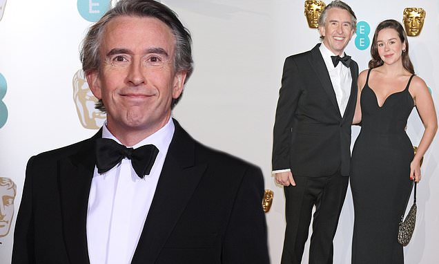 Steve Coogan at BAFTA