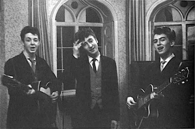 The Quarrymen, 1958