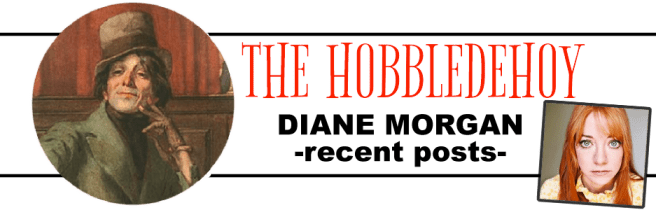 Diane Morgan posts