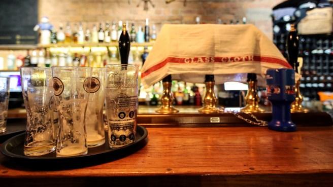 Pub Closings