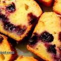 Blueberry and Lemon Gluten Free Cake Recipe