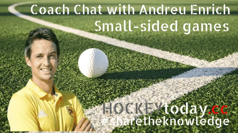 HTCC Coach Chat Andreu Enrich