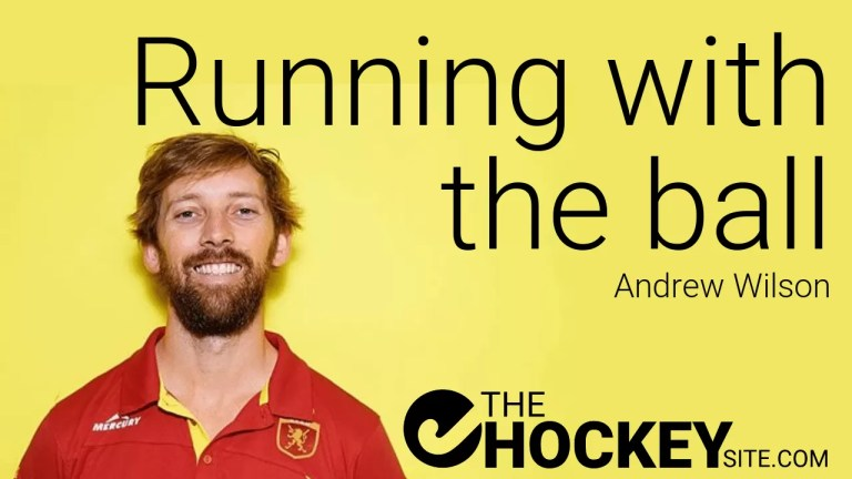 Running with the ball - by Andrew Wilson