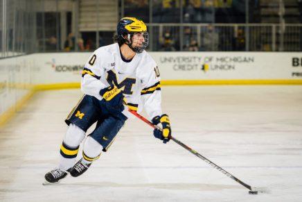 Matthew Beniers - 2021 NHL Draft Prospect Profile
