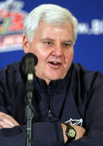 Ken Hitchcock was rudely shown the door after the Flyers' rough start in 2006.