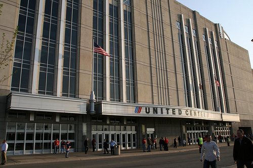 United Center (Lindsey Ungar/Flickr)