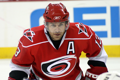 Ray Whitney, Carolina Hurricanes, Florida Panthers