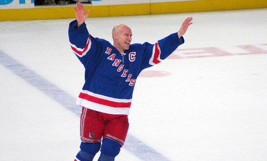 The Day the Mark Messier Era Ended in New York