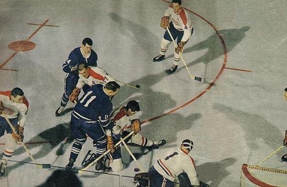 1964 Habs - Leafs