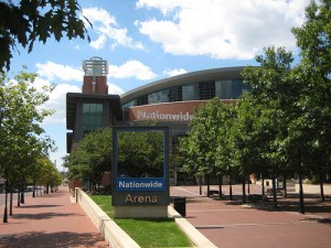 Nationwide Arena in Columbus
