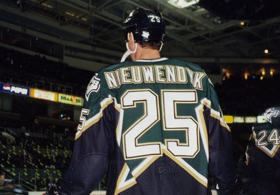 Joe Nieuwendyk Dallas Stars