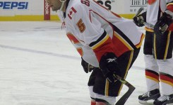 Flames Earn Split with Florida Clubs