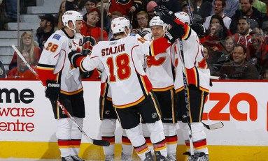 Who Could the Flames Lose to Vegas?