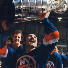 Islanders' great Brian Trottier (Mike Moore - Private Collection)