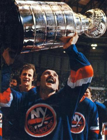 Bryan Trottier, New York Islanders, Stanley Cup Champions