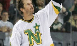 Dallas Stars Perfectly Carry Out Mike Modano Retirement Ceremony