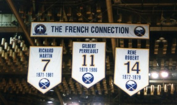 Buffalo Sabres French Connection