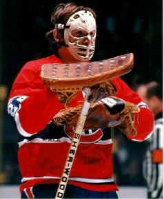Former Montreal Canadiens goalie Ken Dryden