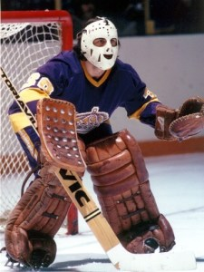 Rogie Vachon will always have a special place in the hearts of long-time Kings fans.