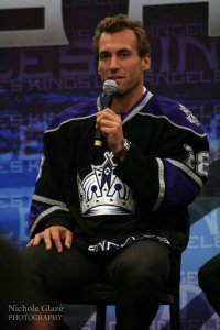 (Nichole Glaze Photography/Facebook) Jarret Stoll is moving on from the Los Angeles Kings, having signed a one-year contract with the New York Rangers this past week.