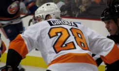 Flyers Beat Panthers 5-2 as the Train Keeps Rolling; Holmgren Talks About Carter/Leino & Carter Comments on Deal