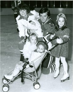 Pit Martin and family