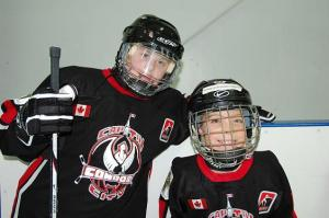 Ryan and Isaac from the Condors