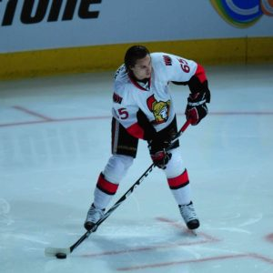 """Senators Erik Karlsson may have been the """"huh"""" All-Star last season but now he leads the league in Assist (Tom Turk THW)"""