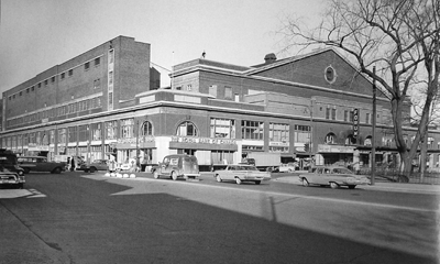 1950s Montreal Forum