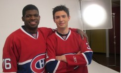 Carey Price and PK Subban: Montreal Canadiens Represented at the 2011 NHL All Star Game Perfectly By Their Dynamic Duo