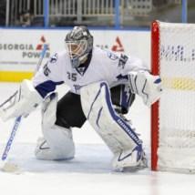 Dwayne Roloson goaltender Lightning
