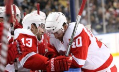 The Forward Fight: 14 Red Wings Look To Fill 12 Spots