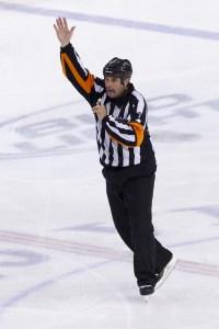 Bill McCreary referee