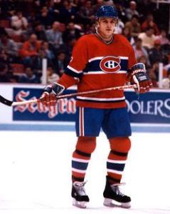 Claude Lemieux hockey