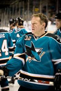 Claude Lemieux Sharks