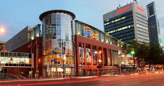 NHL Arena Names, MTS Center