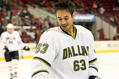 Mike Ribeiro could be trade come the trade deadline. (Photo by Wendy Bullard).