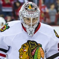 Corey Crawford Chicago Blackhawks Goalie