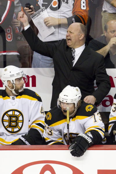 (Icon SMI) Claude Julien is on the hot seat to start this season and if the Boston Bruins struggle out of the gate —as many assume they will — he could be the first coach to receive his walking papers.