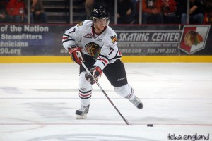 Portland Winterhawks v. Seattle Thunderbirds