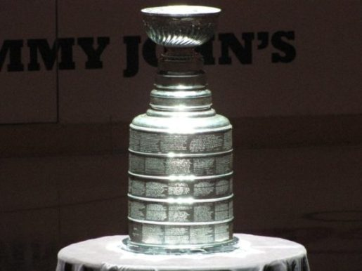 As a member of the Bruins Stanley Cup team, Michael Ryder's name is etched on it forever