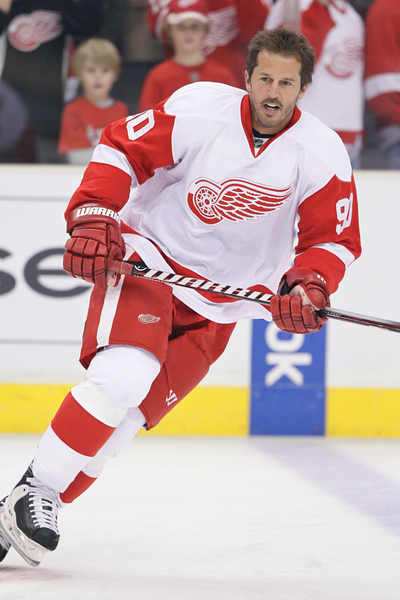 Mike Modano Red Wings