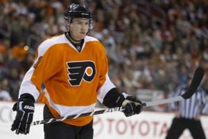 James van Riemsdyk Flyers