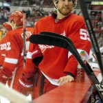 Niklas Kronwall Red Wings