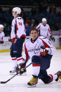 Ovechkin, captain of the Caps